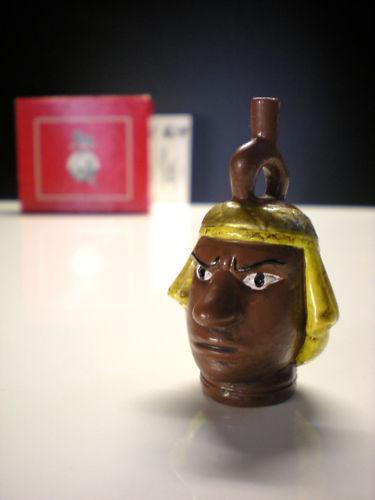 Vase du Temple du Soleil - CollectionTintin.com