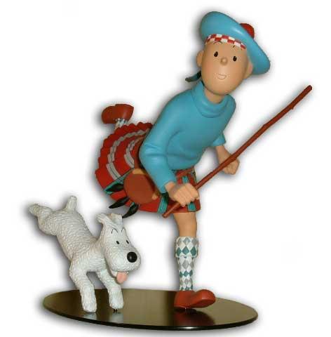 Tintin Ecossais, CollectionTintin.com