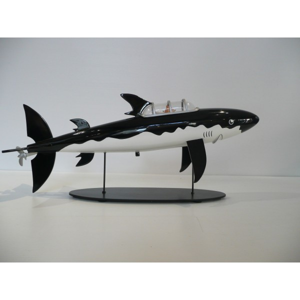 Sous-marin Requin, CollectionTintin.com
