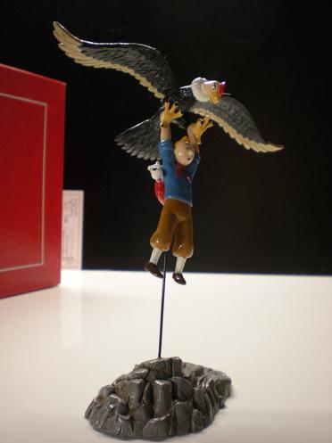 Tintin Condor PIXI